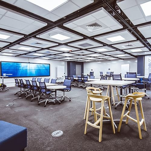 The Bluebox is Penn State's next step as a leader in learning space innovation