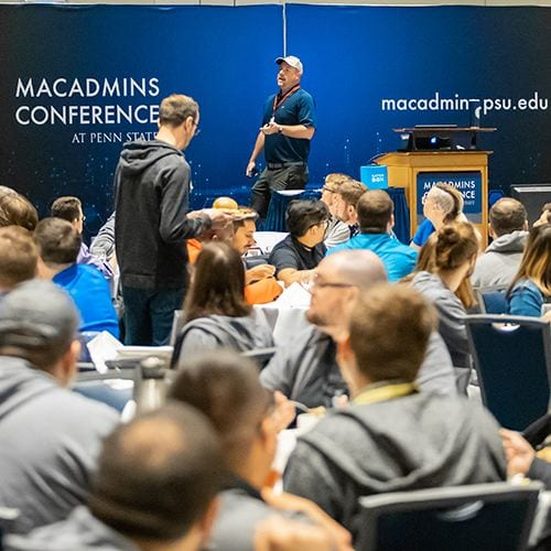 Penn State's MacAdmins conference offers a world-class experience