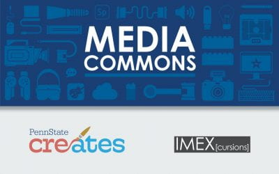 Get creative and explore with new offerings from Media Commons