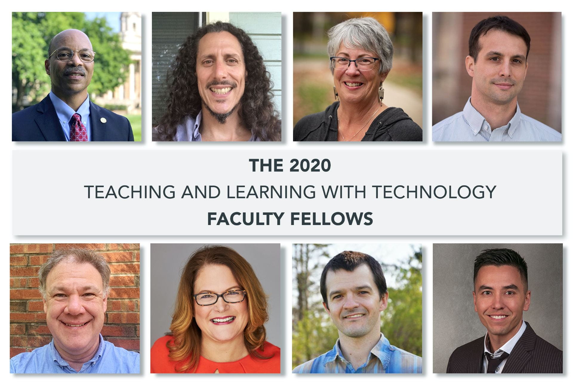 Teaching and Learning with Technology welcomes newest faculty fellows cohort